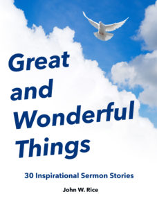Great and Wonderful Things cover